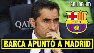 """El bombazo del Barca """"Fichaje desde Madrid al Barcelona"""": CONFIRMAN principio de acuerdo"""