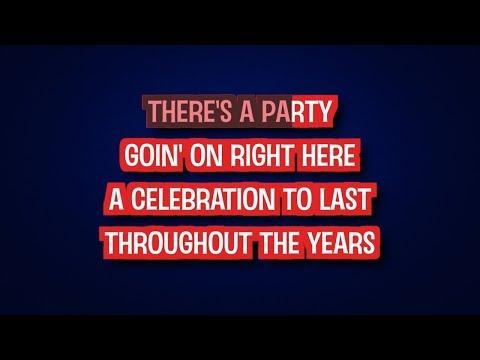 Celebration - Kool And The Gang | Karaoke