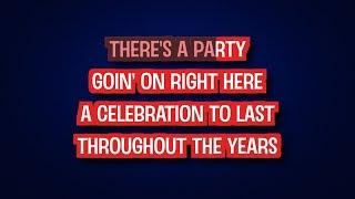 Celebration - Kool And The Gang   Karaoke LYRICS