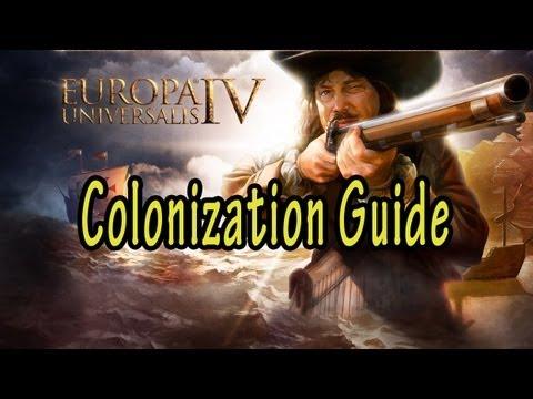 Europa Universalis IV Colonization Guide |