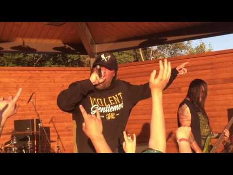 36 CRAZYFISTS OLD GOLD NEW SONG ROCK ON THE RIVER SOLDOTNA, ALASKA 72217