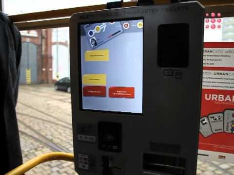 Wrocław: Pierwsze biletomaty w tramwajach wyruszają w miasto