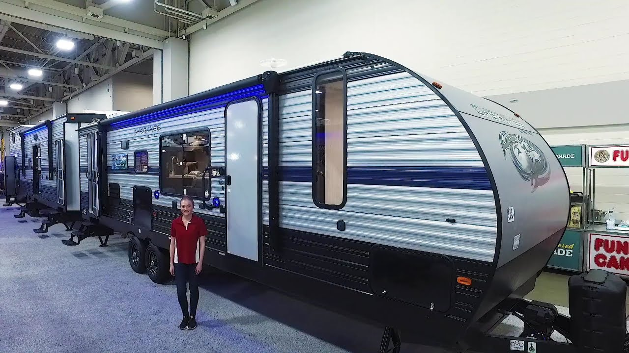 New 2019 Forest River RV Cherokee 294DBH Travel Trailer at