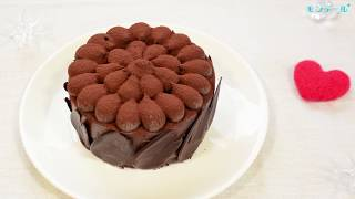 【スイーツレシピ】チョコレートケーキ Chocolate Cake