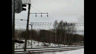 Строительство Чистопрудненского путепровода 26 декабря 2015(Бурилка работает на