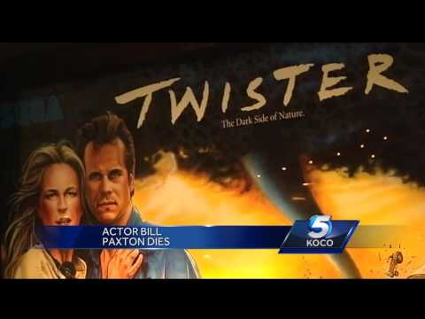 Town where part of 'Twister' was filmed remembers Bill Paxton