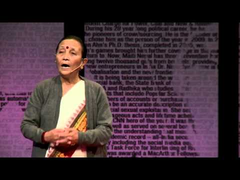 Stop selling our girls | Anuradha Koirala | TEDxGateway