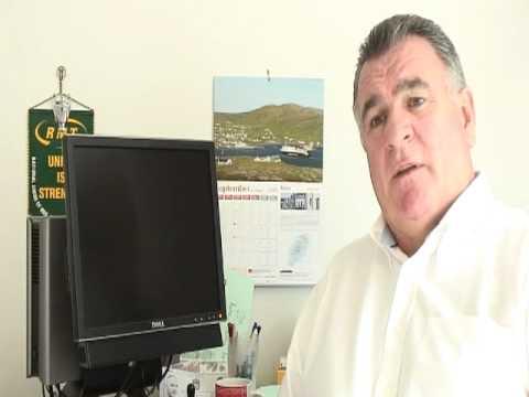 RMT: Shipping Bulletin with Steve Todd (September 3, 2010)