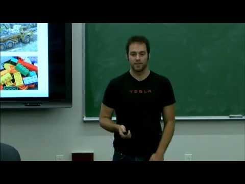 Dan- Mechanical Engineer at Tesla Motors: Why Engineering?