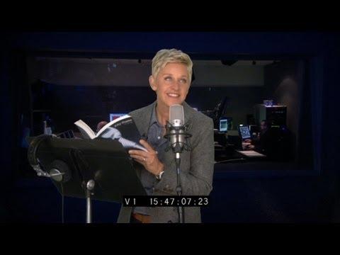 Ellen Reads '50 Shades of Grey'