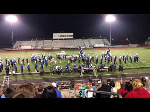 WKHS Marching Band - MSBA Finals 11-4-17