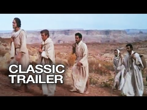 The Greatest Story Ever Told trailer