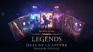 The Elder Scrolls: Legends – Tráiler de Isla de la Locura