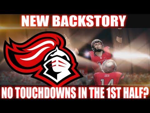 Brent Davis Backstory + Michigan Defense Too Much? NCAA Football 14 Rutgers Dynasty