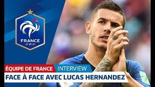 La Grande Interview avec... Lucas Hernandez