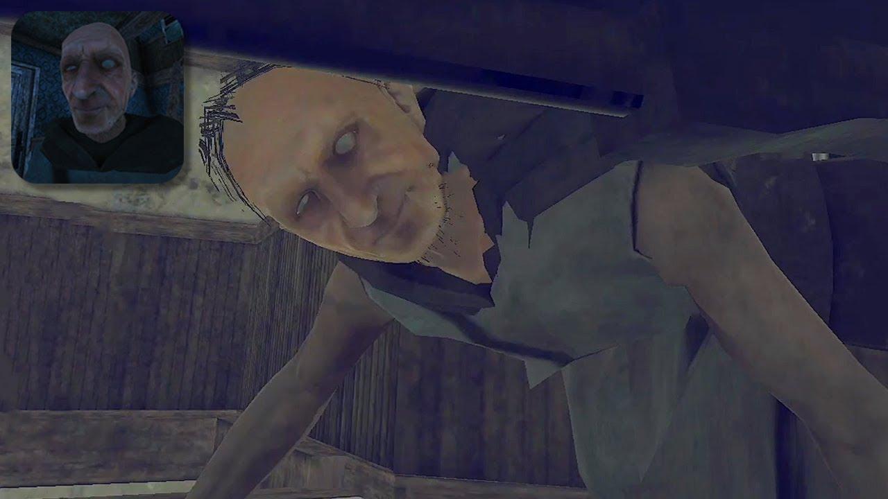 Grandpa: The Horror Game - Gameplay Trailer (iOS)