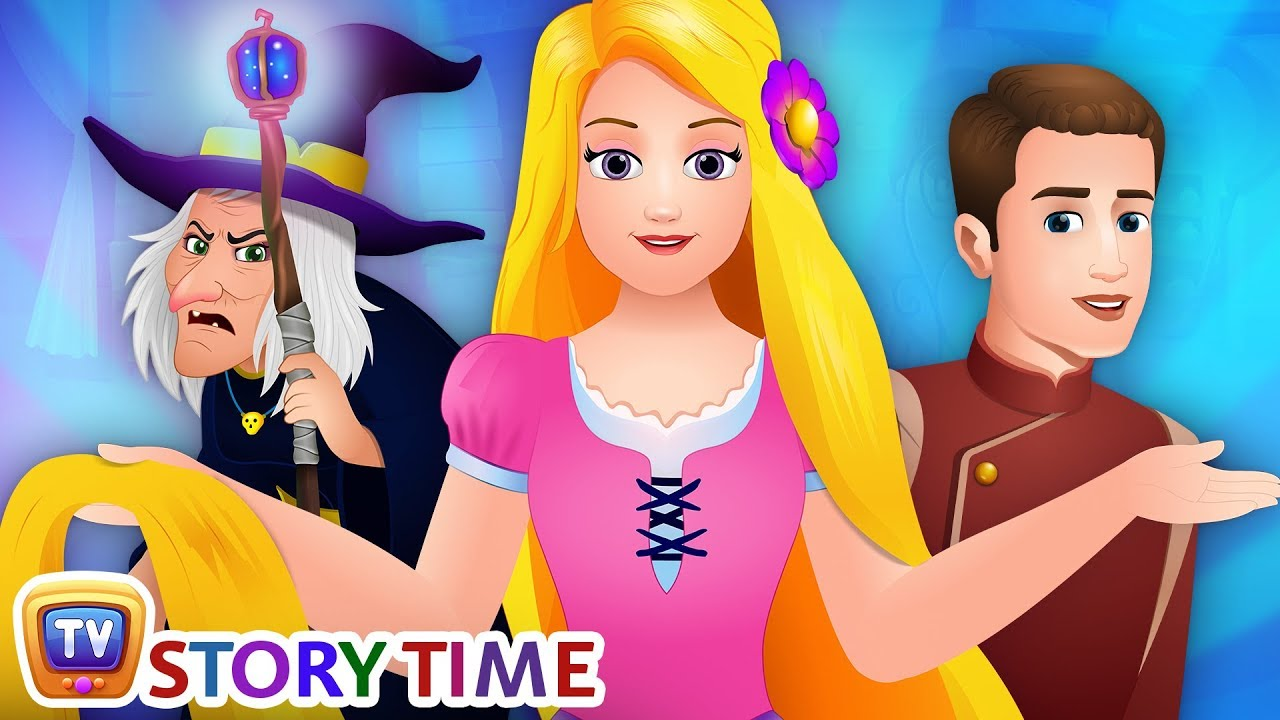 Download Rapunzel - ChuChu TV Fairy Tales and Bedtime Stories for Kids