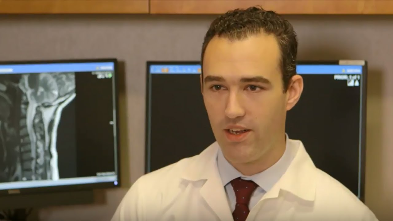 Dr  Steven McAnany Physician Profile
