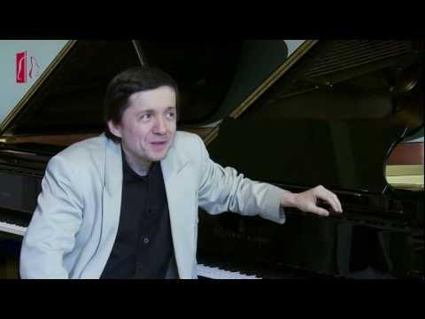 New Piano Professor: Balász Szokolay