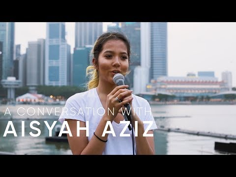 A conversation with Aisyah Aziz about her inspirations, representation in music and her future plans