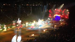 Ringling Bros Circus Xtreme Opening