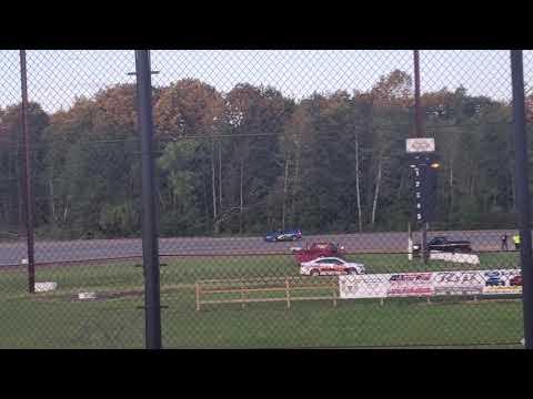 Brewerton Speedway 6/21/18 spectator race final