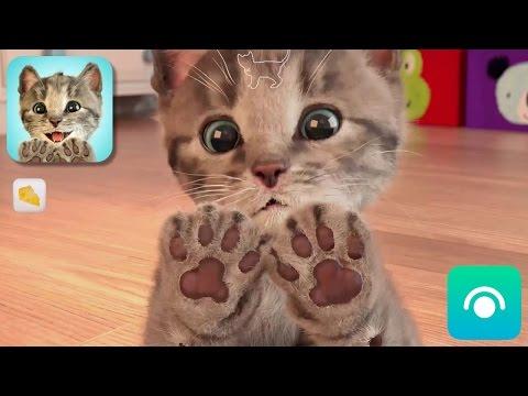 Little Kitten - Gameplay Trailer (iOS)