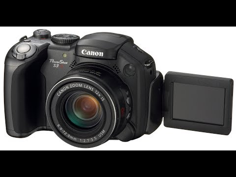 CANON POWERSHOT S3IS DRIVERS UPDATE