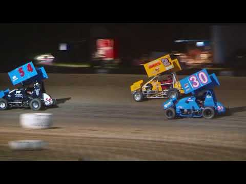 Merritt Speedway Lightning Sprint Feature 8-2-2019