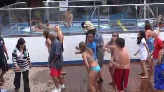 Cruise Vacation: Carnival Triumph- 5 Day-Galveston TX
