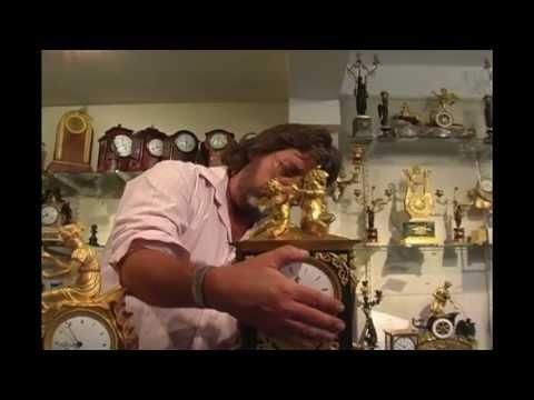 Empire clocks with Gavin Douglas