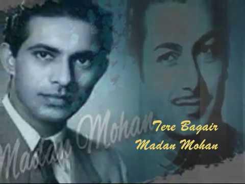 na dil ko jalana,na aansoo bahana mujhe bhool jana..Talat_Raja M A Khan_Madan Mohan..a tribute
