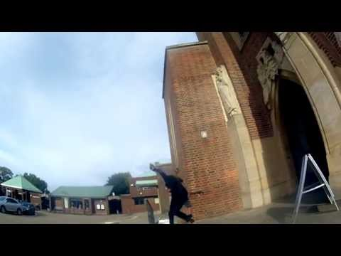 Classic Airwheel Crashes No. 1 The Forward Dive