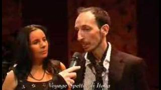 VOYAGE SPETTACOLI ITALIA - Tony Esposito e Luca Maris. Ines