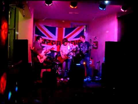 Nerve Centre: Complete set (live at The Moseley Arms, 5th April 2012)