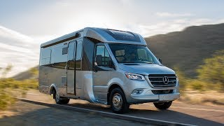 Innovative Class B and Class C RVs - Leisure Travel Vans