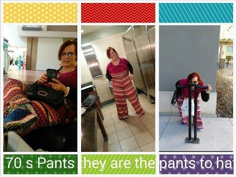 70 s Pants !