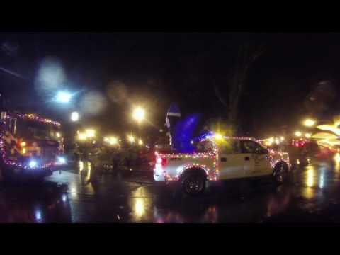 Marshall Michigan Holiday Parade 11/28/16 # 13
