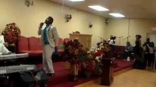 Frere Larose * Jezi mwen te promet ou (New Generation Church Of God)