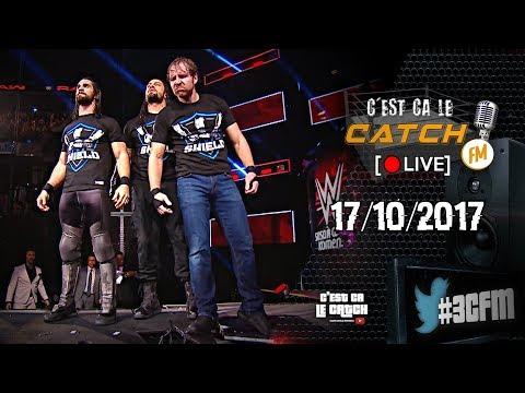 [3CFM LIVE] THE SHIELD IS BACK + NJPW King of Pro Wrestling