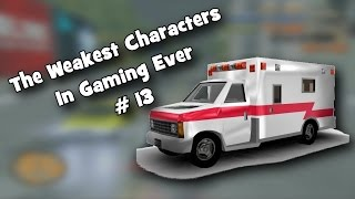 The Weakest Characters In Gaming Ever # 13