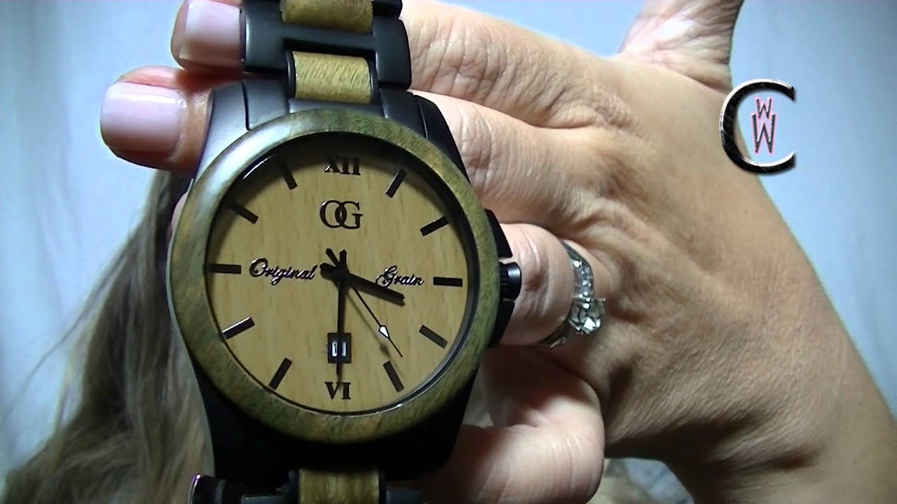 products grain tree zebrawood ash watch all wood hut wooden olive watches