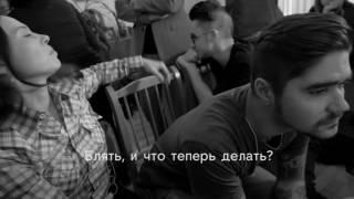 Руслан Габидуллин угрожает преподавателю университета