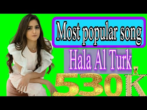 New Song Of Hala Al Turk