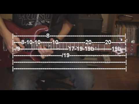 Guitar Lesson: Simple Man- Lynyrd Skynyrd