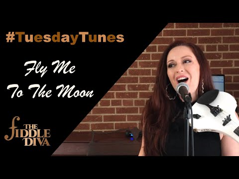 """Fly Me To The Moon"" #TuesdayTunes"