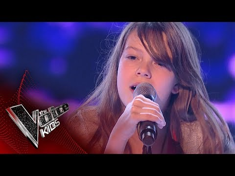 Courtney performs 'Nutbush City Limits': Blinds 1 | The Voice Kids UK 2017
