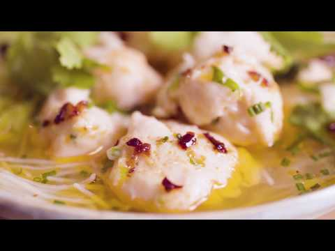 Fragrant Fish Ball Noodle Soup (Wong Lam Kee Inspired) | Ching He Huang's FLAVOLOGY - Ep.10