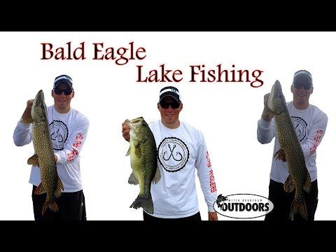 Bald Eagle Lake Fishing