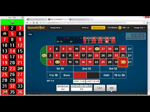 Uncut win! demo (winning bitcoin roulette)